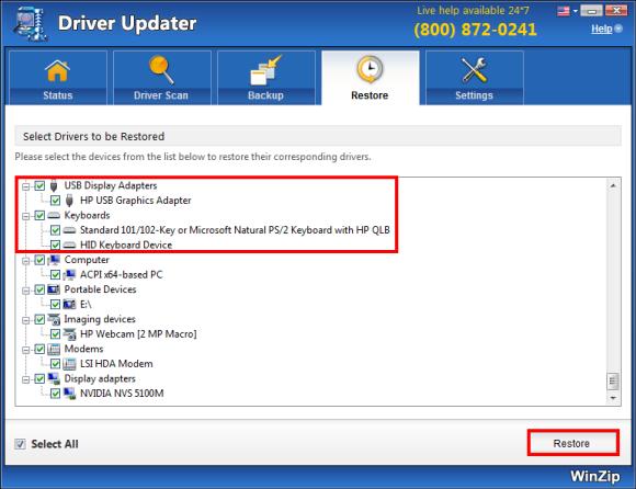 Код активации для driver updater 2013